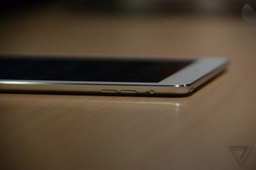 iPad Air图赏:工艺精湛 厚度仅7.5mm