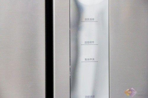 生活随我而变 海尔六门冰箱卖场热销