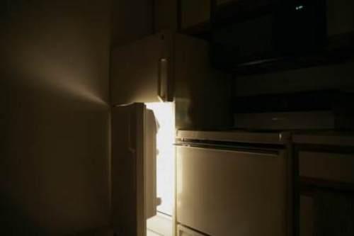 万圣节特辑:冰箱也能遇见鬼!