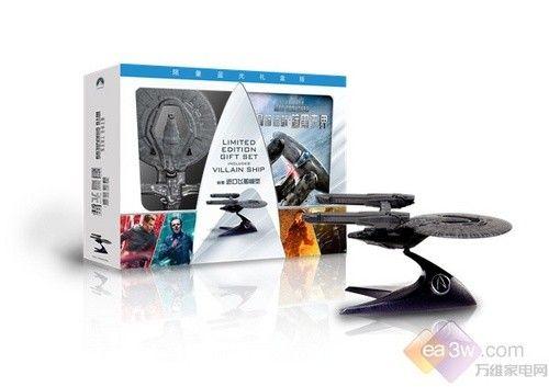 星际传奇 《星际迷航:暗黑无界》3D发行