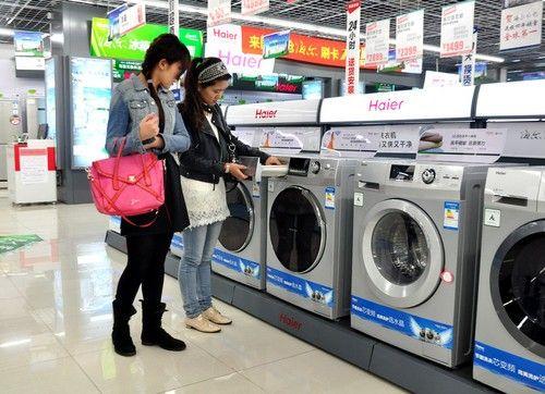 洗衣机市场未来增长点在三四线城市