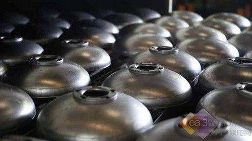 美的热水器芜湖生产基地大揭秘