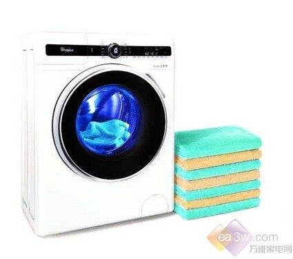 """惠而浦""""清新系列"""":会""""呼吸""""的洗衣机"""