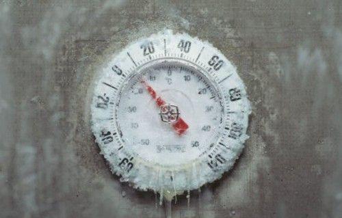 天冷水管易爆裂 热水器冬天该如何保养
