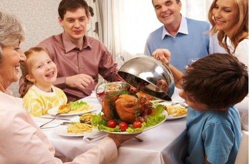 除了火鸡还吃啥?感恩节习俗全解读