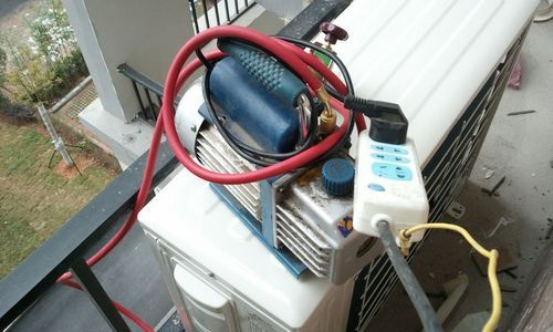 行业潜规则 你家的变频空调抽真空了吗?