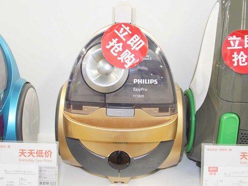 地板天花板轻松清洁 飞利浦FC5830吸尘器