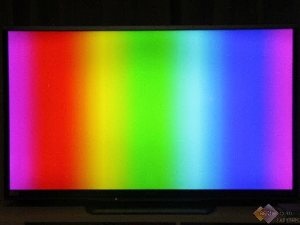 色观看_色彩过渡自然 无明显拖尾 抑制较好_玩转智能新体验 夏普LCD ...