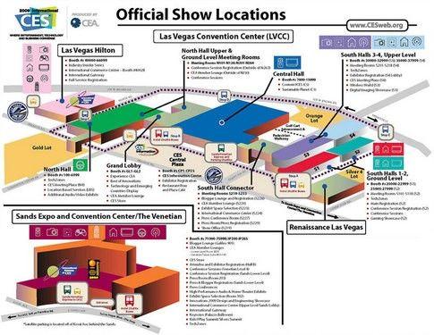 2014年美国CES国际消费性电子展览会
