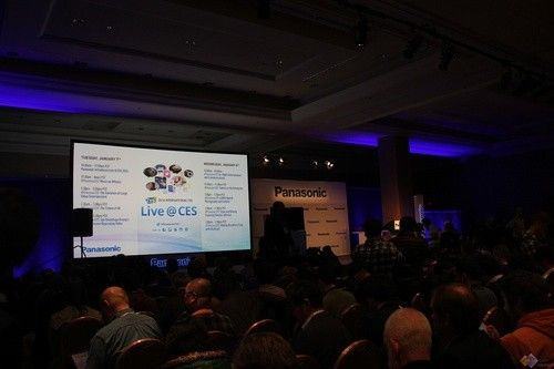 聚焦2014CES:松下展示全套4K解决方案