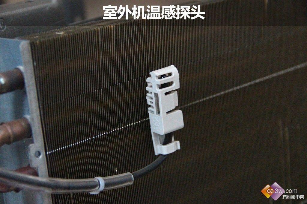 暴力拆解美的炽弧空调室外机