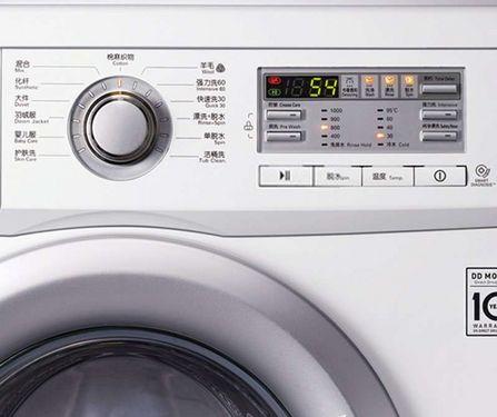 超薄智能手洗 LG低价滚筒洗衣机推荐