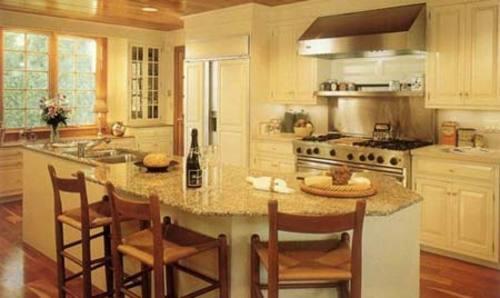 1万元顶级小厨房装修 5平米的诱惑(图)