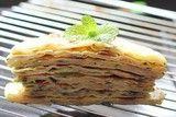 百吃不厌家常菜:美味烫面葱油饼