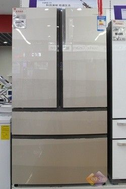 智能人体感应 卡萨帝朗度冰箱荣耀上市