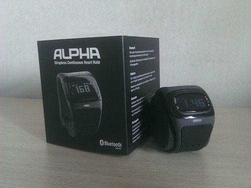 迈欧阿尔法心率监测手表评测