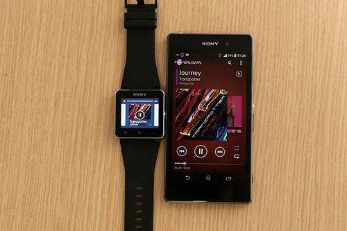 索尼智能手表二代一代对比评测