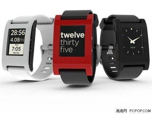可穿戴设备引爆眼球 盘点五大智能手表