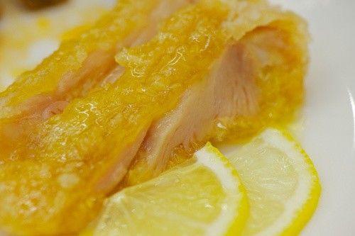 百吃不厌家常菜:柠檬软煎鸡