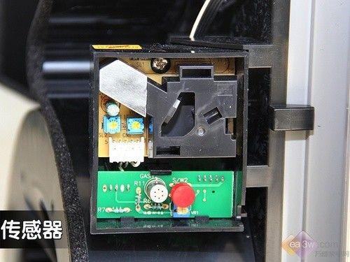 竟用松下电机 飞利浦净化器内部拆解曝光