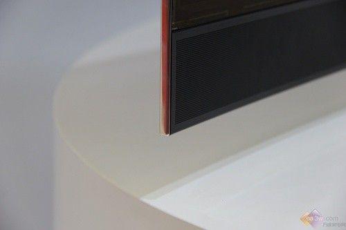 AWE2014:LG展区77寸OLED、4K电视闪耀