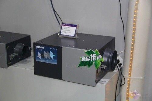 百朗新风系统解决方案高效过滤