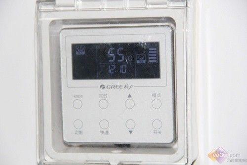 2014中国制冷展:格力多款中央热水器亮相