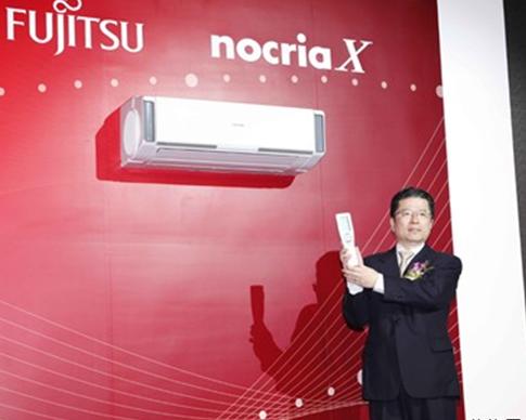 富士通欲靠一款空调打开中国市场被指没可能