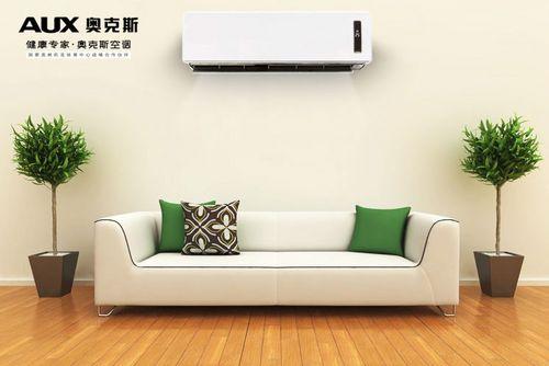 多折式蒸发器 奥克斯空调强劲制冷