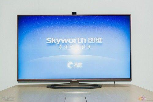 4K硬屏智能电视 创维55E790U人气热卖