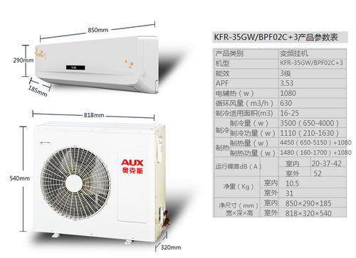 APF无氟直流变频 奥克斯空调特惠五月