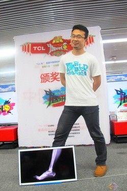 TCL中国好创意月赛颁奖礼再现神COS