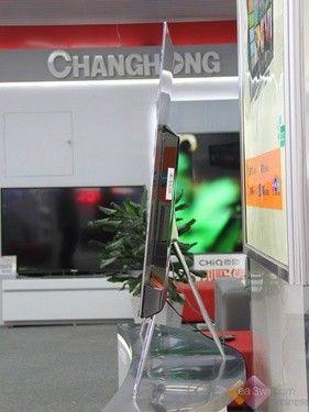 有机曲面OLED 长虹CHiQ新品55Q1A简评