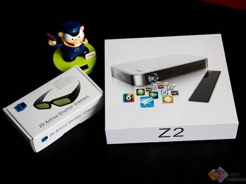 追求苹果范 极米无屏电视Z2真机图赏
