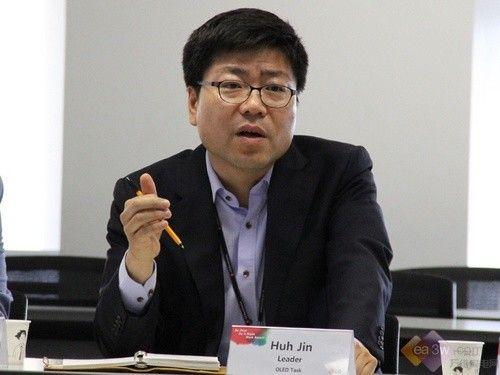 对话LG韩国高层: