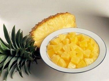 菠萝保健功效:促进人体新陈代谢 消除疲劳