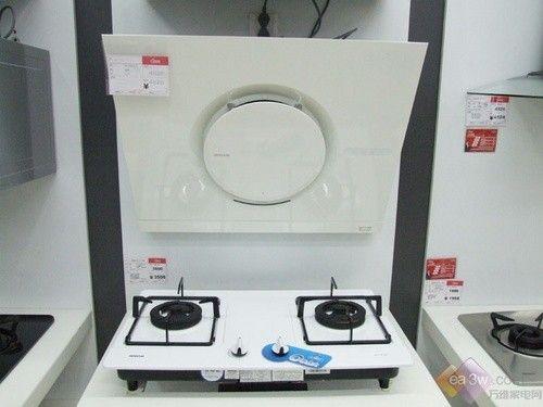 厨房几何艺术 老板概念油烟机美图赏析