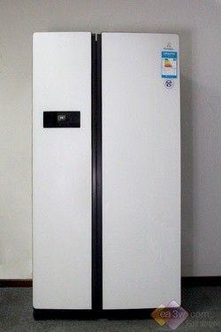创新智能感应灯 伊莱克斯对开门冰箱特卖