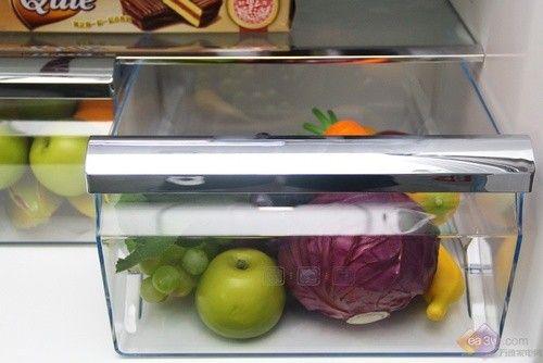 全新升级更节能 美菱四门对开冰箱评测