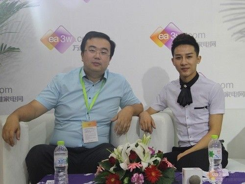 专访海尔模块化电视产品总监廖磊