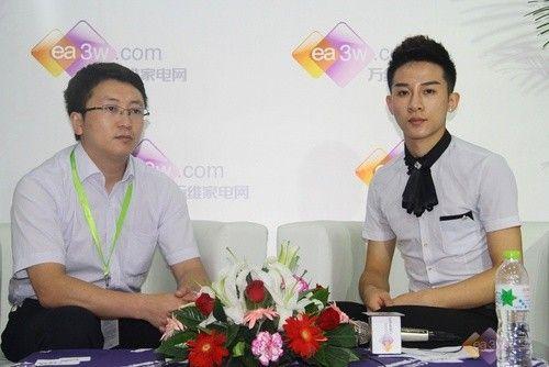 CES专访长虹李昱兵:智能化转型不可避免