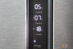 """乐享完美家""""十""""代 容声十字对开门冰箱评测"""