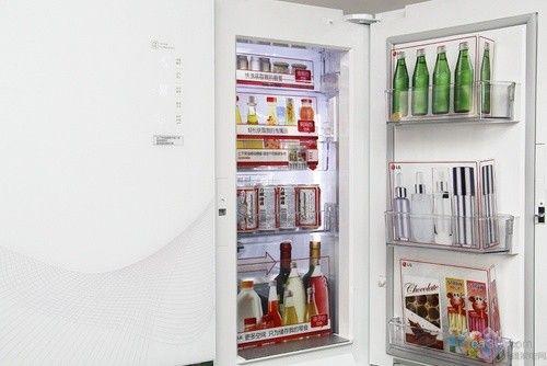 百变创意生活 LG四开门冰箱深度评测