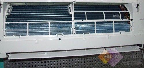 评测 深度 正文      奥克斯直流变频空调在用新型高效能抑菌滤网