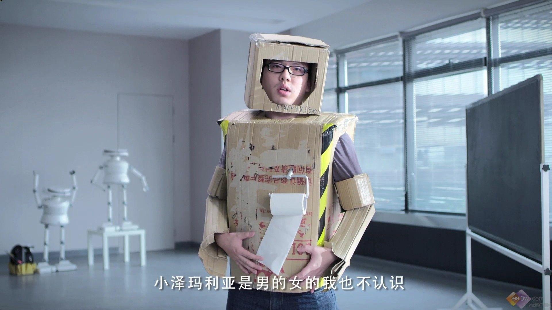 机器人创想秀海选视频重磅来袭!