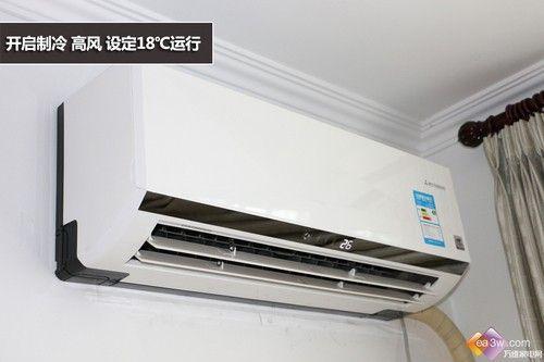 舒适空气一步到位 评三菱重工变频新品空调