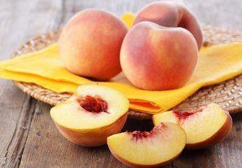 桃子有6大养生功效 吃桃子九个禁忌