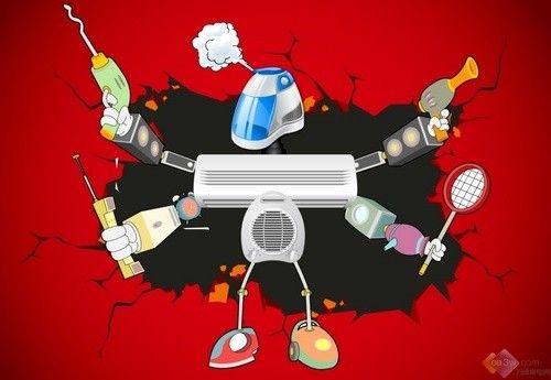 空调2015冷年即将到来海尔革命新品网络发声