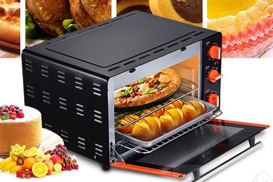 家用电烤箱使用指南