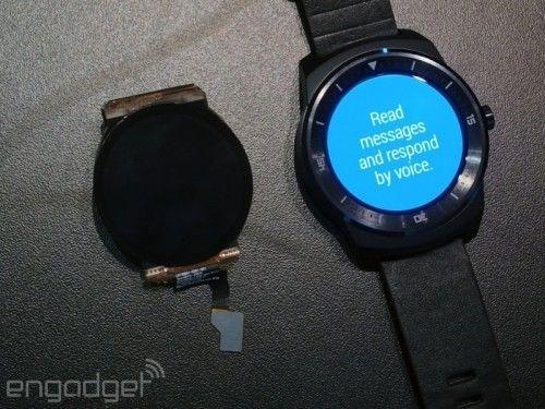 2014IFA直击:LG G Watch智能手表亮相